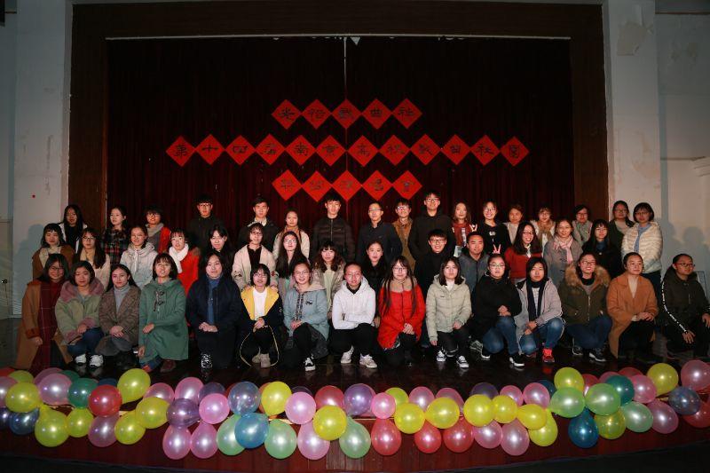 我社第十四届南京高校戏曲社团联谊演唱会(内有视频)
